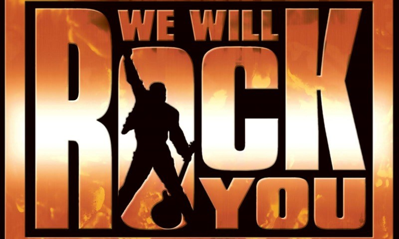 WE WILL ROCK YOU el musical en el Gran Teatro Príncipe Pío