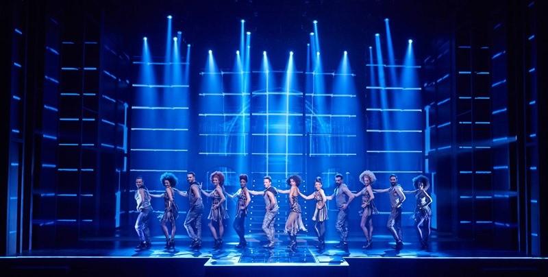 EL GUARDAESPALDAS el musical en el Teatro Coliseum