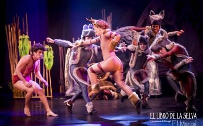 LA AVENTURA DE MOWGLI (El Libro de la Selva) en el Teatro Sanpol