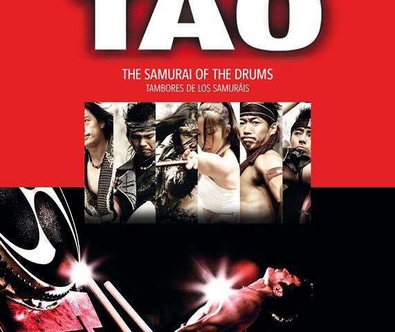TAO The Samurai of the Drums en los Teatros del Canal