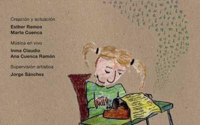 DEAMBULANTES o la verdadera historia de la poeta errante