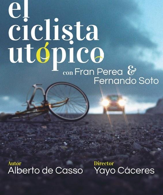 EL CICLISTA UTÓPICO de Alberto de Casso
