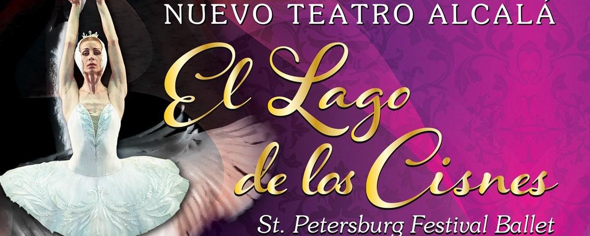St Petersburg Festival Ballet visita Madrid , El Lago de los cisnes