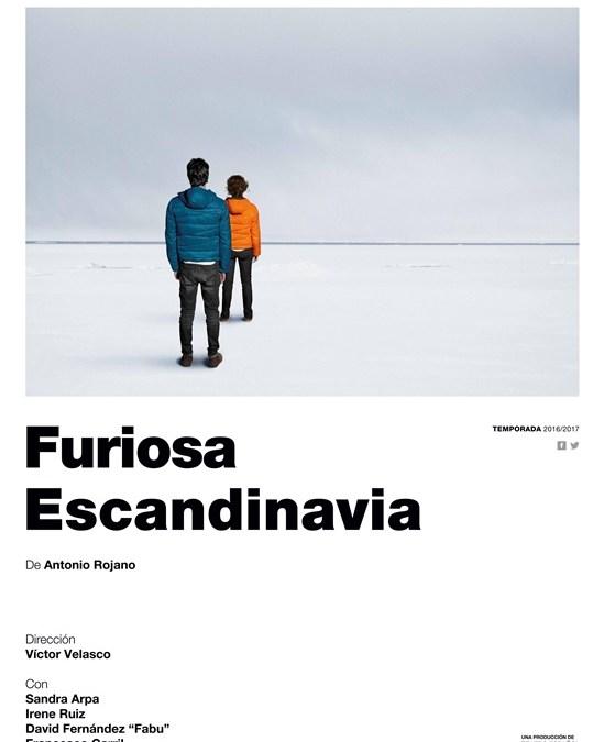FURIOSA ESCANDINAVIA en el Teatro Español