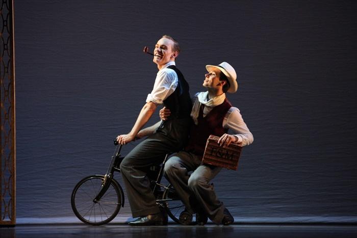 EARLY ADVENTURES en los Teatros del Canal