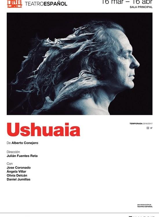 USHUAIA De Alberto Conejero en el Teatro Español