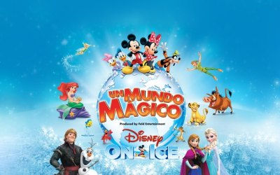 DISNEY ON ICE – UN MUNDO MÁGICO Madrid 2018