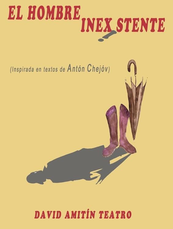 EL HOMBRE INEXISTENTE de David Amitín en El Umbral de Primavera