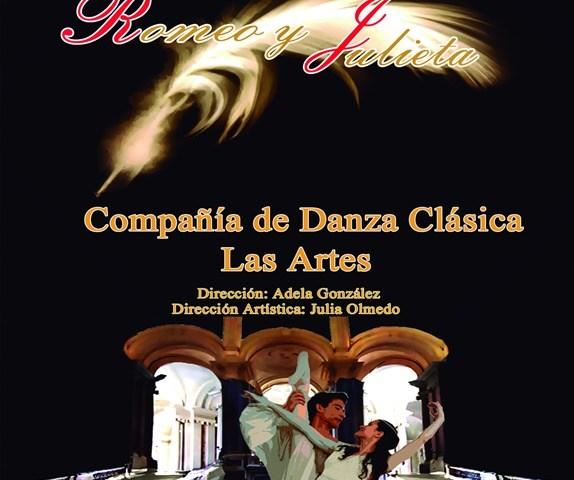 ROMEO Y JULIETA de Compañía Las Artes en el Teatro Marquina