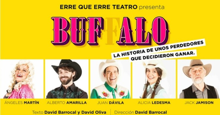 BUFFALO en el Teatro Lara