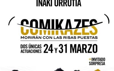 COMIKAZES en el Teatro Cofidis Alcázar
