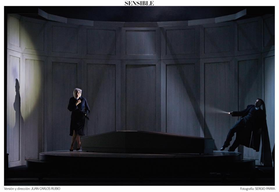 SENSIBLE en los Teatros del Canal