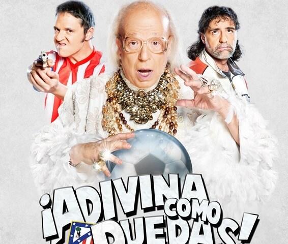 EL SECUESTRO DEL ADIVINO en el Teatro Rialto