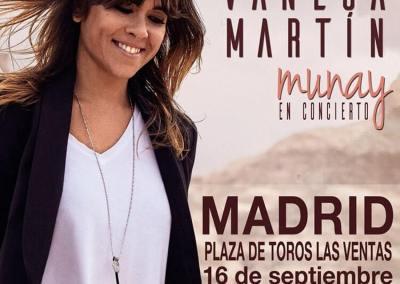VANESA MARTÍN en en la Plaza de Toros Las Ventas