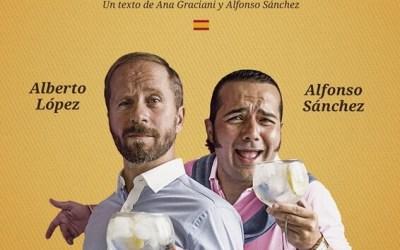 COMPADRES PARA SIEMPRE en el Teatro Calderón