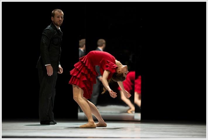 CARMEN de la Compañía Nacional de Danza