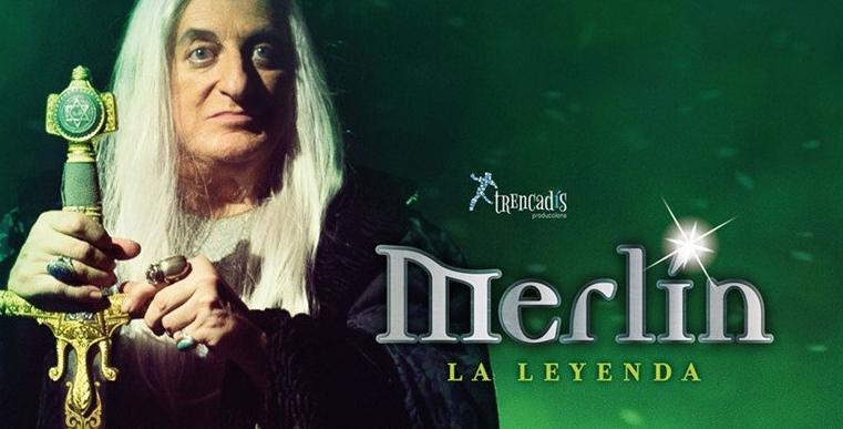 MERLÍN, LA LEYENDA el nuevo musical de Trencadís Producciones
