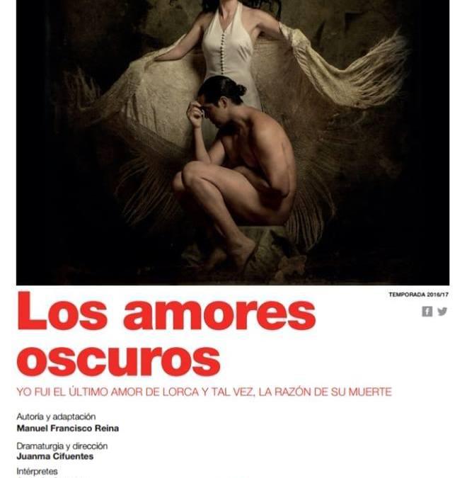 LOS AMORES OSCUROS en el Teatro Español, Wolrdpride Madrid 2017