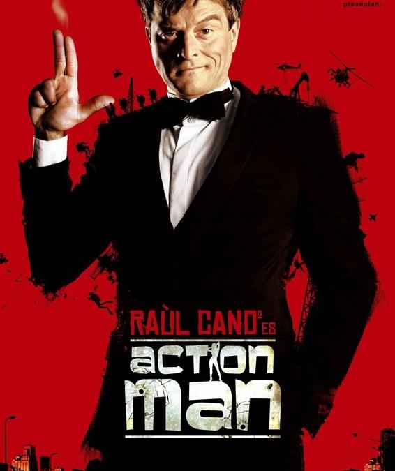 ACTION MAN de Yllana en el Pequeño Teatro Gran Vía