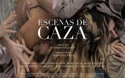 ESCENAS DE CAZA, de Malditos Compañía en el Teatro Kamikaze