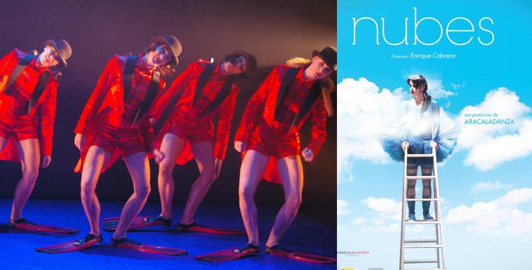 NUBES – ARACALADANZA en los Teatros del Canal