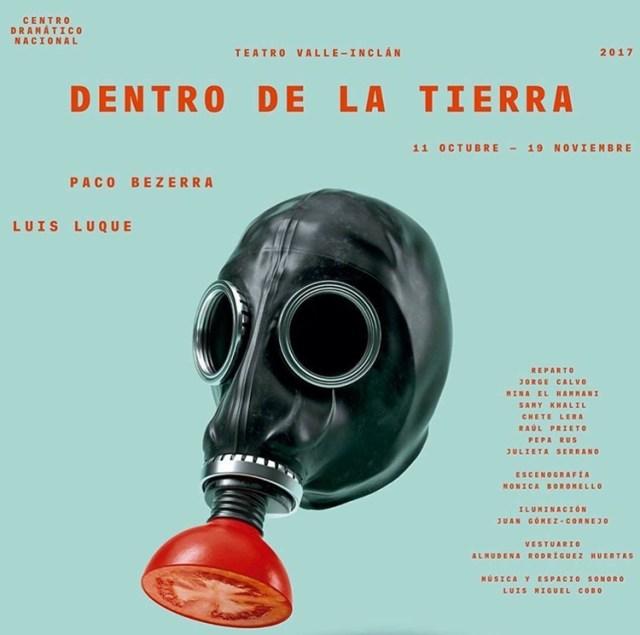 DENTRO DE LA TIERRA en el Teatro Valle-Inclán