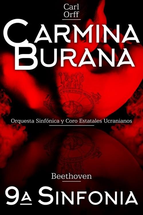Concierto CARMINA BURANA y 9ª SINFONÍA en el Teatro Lope de Vega