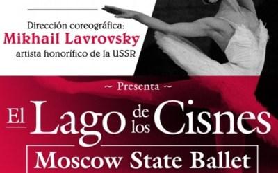 EL LAGO DE LOS CISNES – Estrellas del Teatro Bolshói