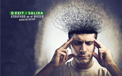 EXIT/SALIDA – Atrapado en el Museo. Juego de escape Madrid