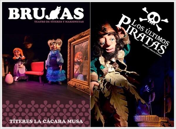 Festival Teatro de Títeres de El Retiro 2017