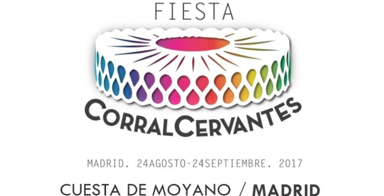 Fiesta Corral Cervantes en la Cuesta de Moyano