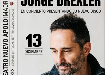 JORGE DREXLER – SALVAVIDAS DE HIELO