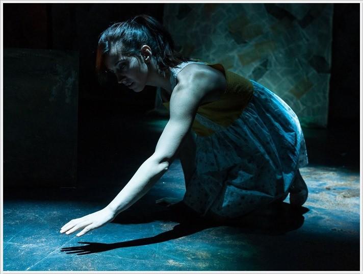 LA TUMBA DE MARÍA ZAMBRANO (pieza poética en un sueño) en el Teatro Valle-Inclán
