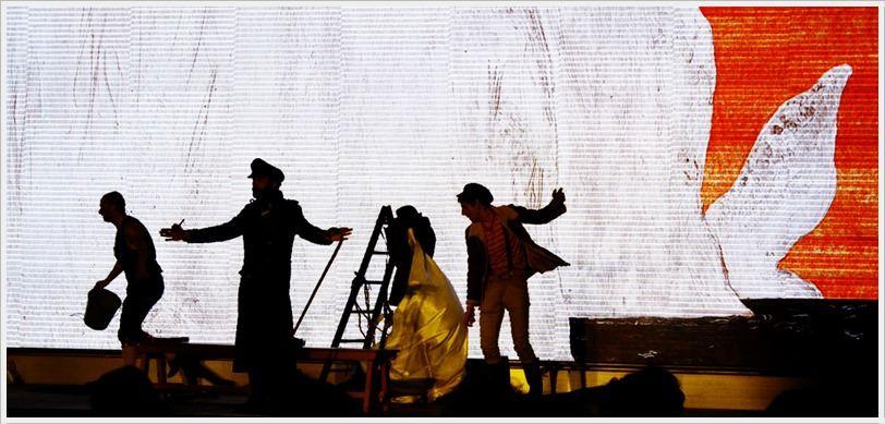 MOBY DICK en los Teatros Luchana
