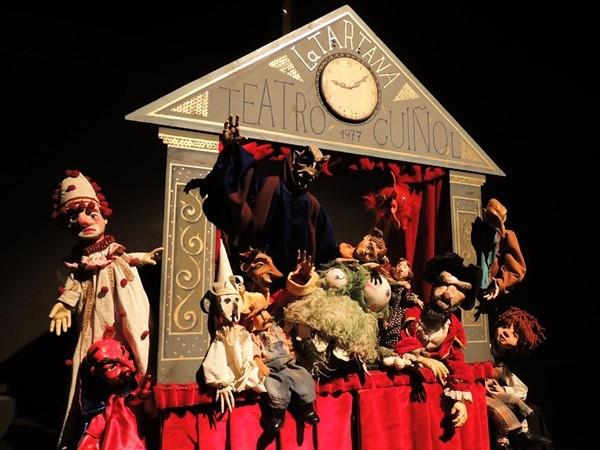 EL RINCÓN DE LOS TÍTERES - Teatro de Títeres de El Retiro