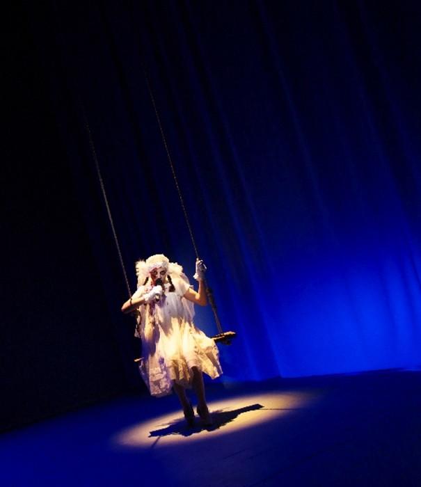 LA TRISTEZA DE LOS OGROS de Fabrice Murgia en los Teatros del Canal