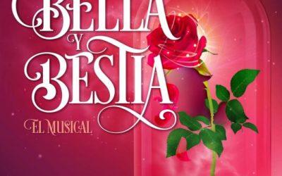 BELLA Y BESTIA, el musical en el Teatro Maravillas