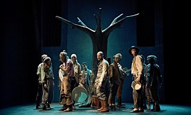 """DOS NUEVOS ENTREMESES """"NUNCA REPRESENTADOS"""" en el Teatro de La Abadía"""