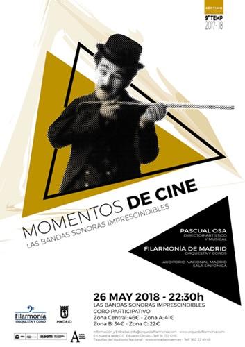 Momentos de CINE. Las bandas sonoras imprescindibles