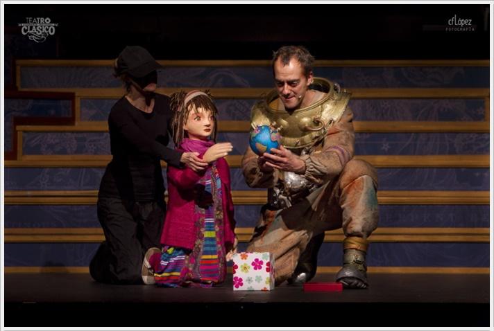 OTRO GRAN TEATRO DEL MUNDO en el Teatro de La Comedia