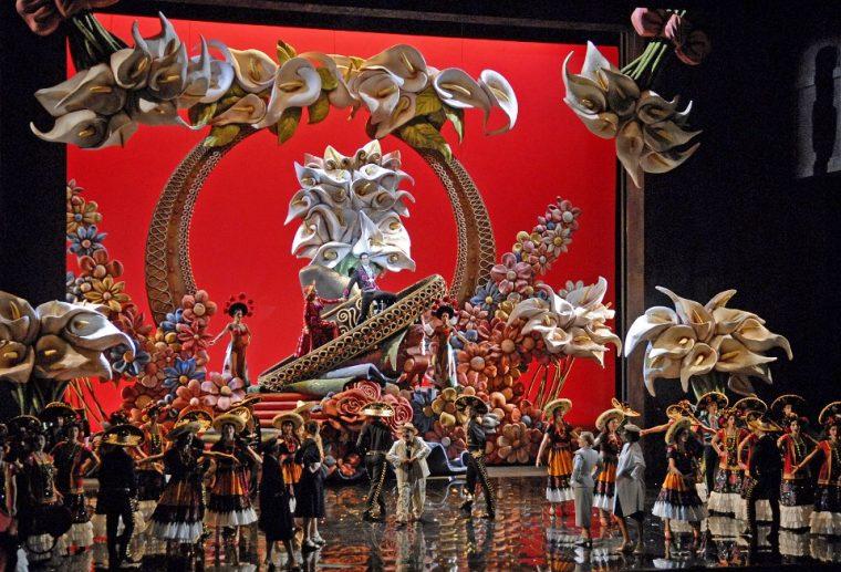 EL CANTOR DE MÉXICO en el teatro de la Zarzuela