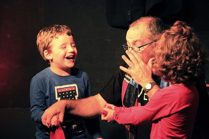 DIVERTIMAGIA - Magia infantil en los Teatros Luchana