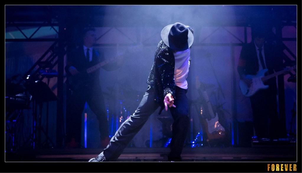 FOREVER KING OF POP en el Teatro Nuevo Apolo