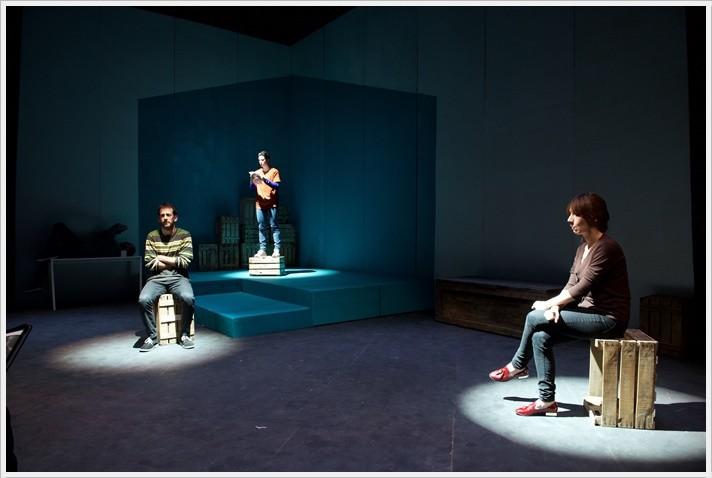 ÓSCAR QUIERE SER UNA CIGALA en el Teatro Galileo