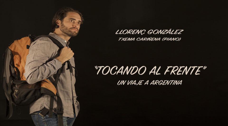 TOCANDO AL FRENTE en los Teatros Luchana