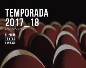 Teatro Kamikaze Temporada 2017-18