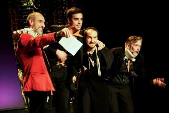 VIAJE AL PARNASO, EL TALENT SHOW en el Teatro Lara