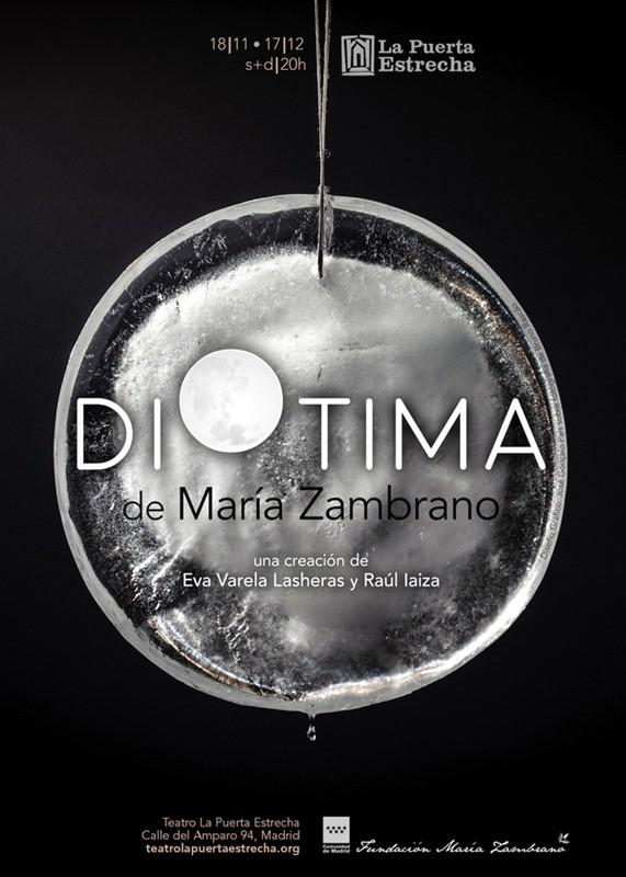 DIOTIMA de María Zambrano en el Teatro La Puerta Estrecha