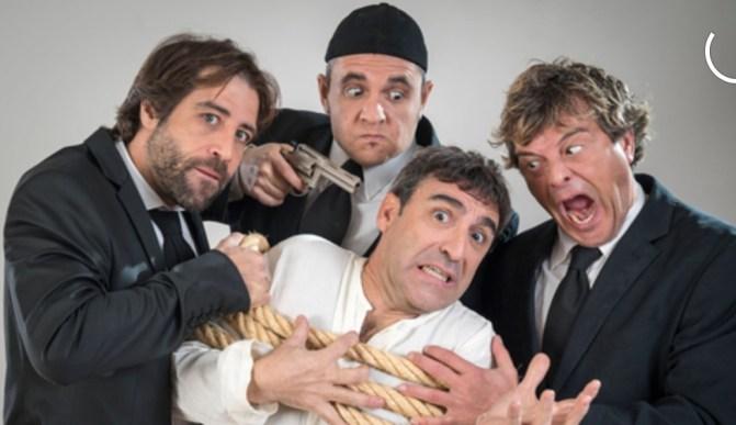 BANG BANG! Y SOMOS HISTORIA en el Teatro Alfil