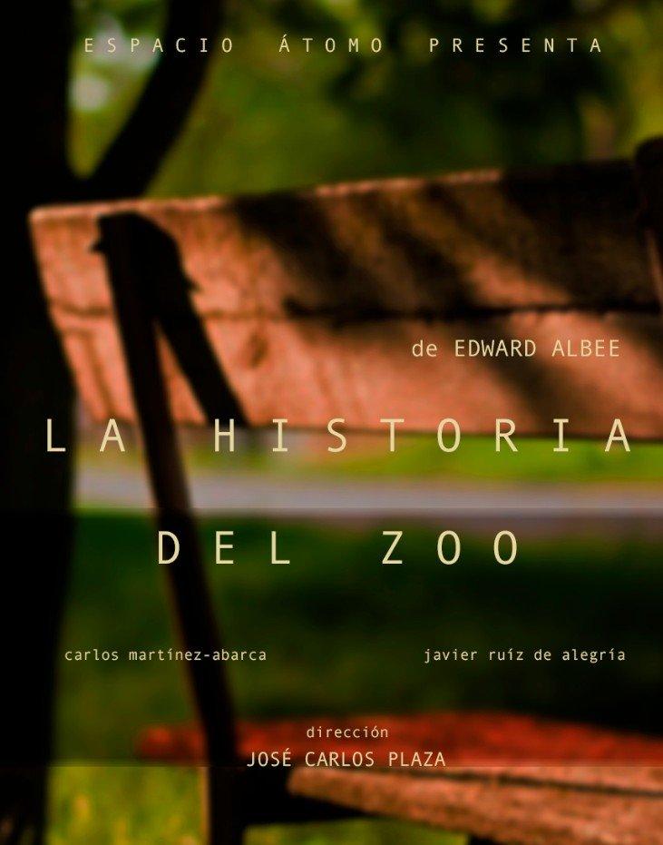 LA HISTORIA DEL ZOO en el Teatro Lara